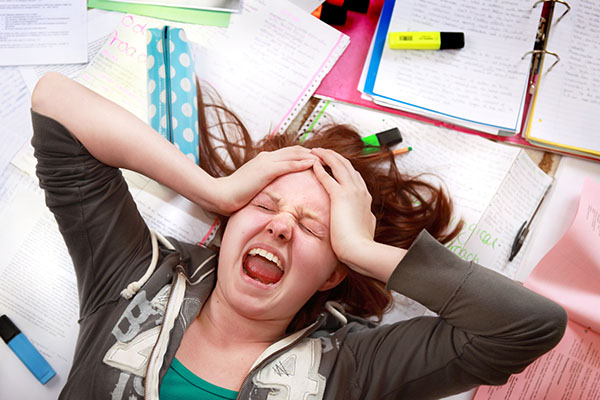 stress adolescenza