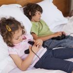 bambini digitalizzati