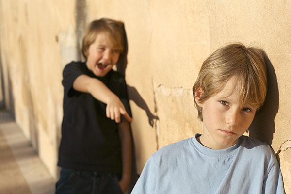 Risultati immagini per bambini bullizzati