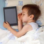 sonno e tablet