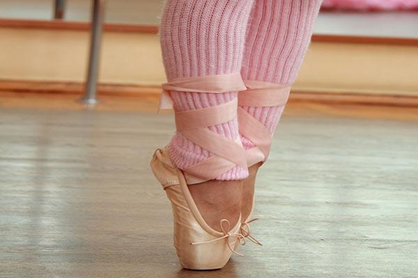 Estremamente Con gli occhi di un'insegnante di danza: l'importanza di un  NW95