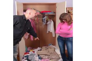 genitori e figli disordine