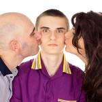 genitori che giustificano