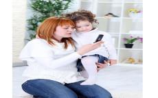 nativi digitali in famiglie