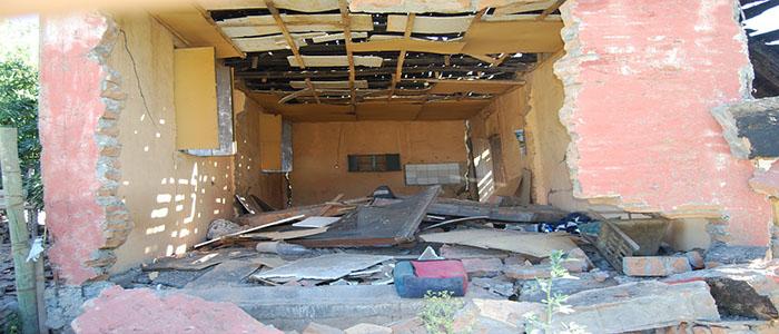 terremoto home