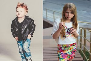 baby modelli