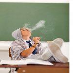 fumo scuola