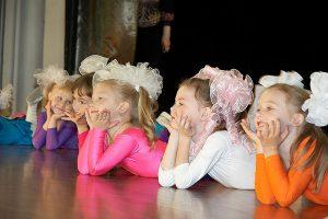 bambini spettacolo
