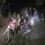 bambini grotta