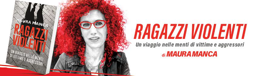 Banner Ragazzi Violenti, di Maura Manca